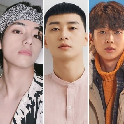 Who S In K Pop S Wooga Squad Bts V Itaewon Class Park Seo Joon And Parasite Star Choi Woo Shik Join Forces In The Korean Celebrity Hang Group South China Morning Post