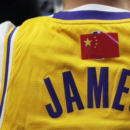 NBA-China crisis reaches jersey names ahead of league restart ...