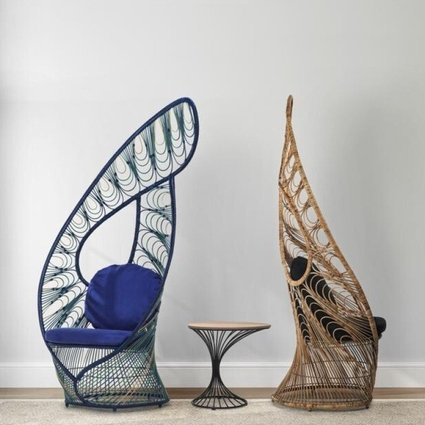 The Revival Of Rattan Furniture And Why, Used Rattan Furniture