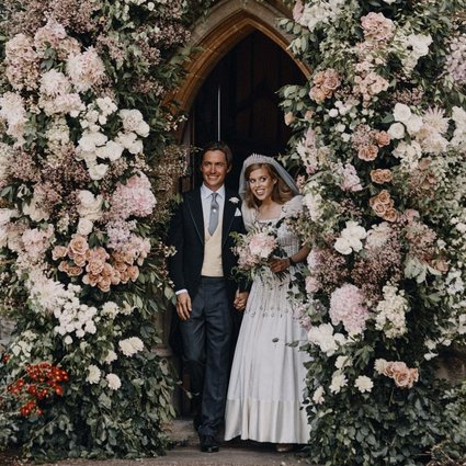 Vintage Wedding Dresses In Demand After Princess Beatrice S 1962 Taffeta Bridal Gown What To Look For And Look Out For South China Morning Post