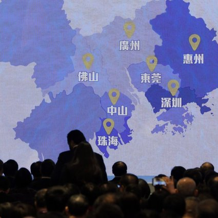 Hong Kong S Exit From Recession Is In The Market Space Jobs And Labour Force Of The Greater Bay Area Financial Secretary Says South China Morning Post California map cliparts #2790785 (license: labour force of the greater bay area