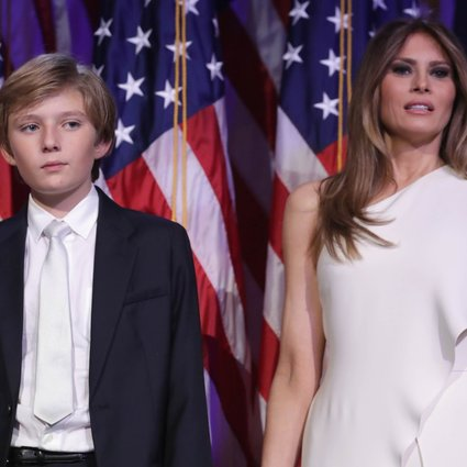 Melania Trump S Plans After The White House A New School For Barron And A Modelling Comeback But What Next For Her Marriage To Donald Trump South China Morning Post