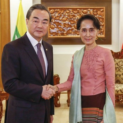 Myanmar: Chinese Foreign Minister Wang Yi's Charm Offensive