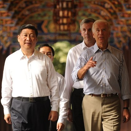 Biden's order will let China control US electric grid