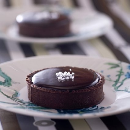 How To Make Chocolate And Salted Caramel Tarts Deliciously Rich And Decadent South China Morning Post