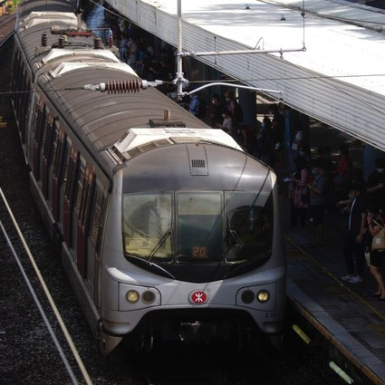Hong Kong MTR chief sets out vision to 'fix the health' of ...