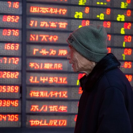 Offshore investors, stunned by the extent of China's punitive regulatory onslaught, are fleeing the mainland markets at their fastest clip in a year. Photo: Xinhua