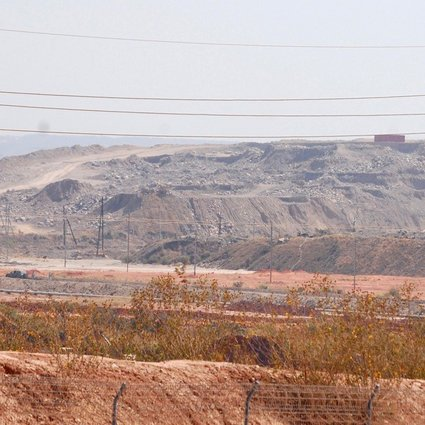 The Democratic Republic of Congo controls more than 60 per cent of the world's reserves of cobalt ore. Photo: Reuters