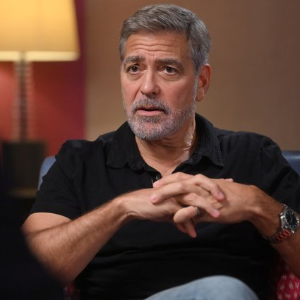 George Clooney rules out career in politics, wants 'nice life'   South  China Morning Post