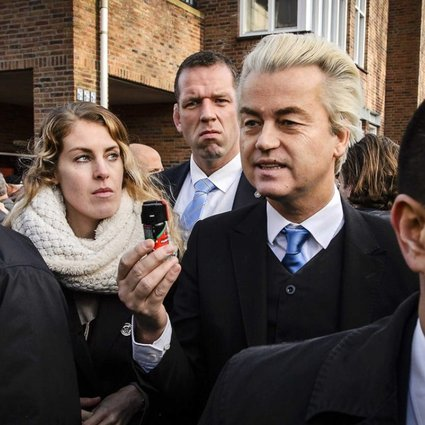 Dutch Mp Geert Wilders Courts Controversy By Suggesting Women Carry Pepper Spray To Fend Off Muslim Men South China Morning Post 38 results for von dutch women shirts. dutch mp geert wilders courts