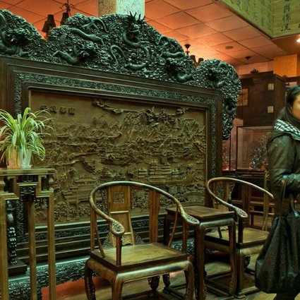 Chinese Consumers Crazy Rich Demand, Old World Imports Furniture
