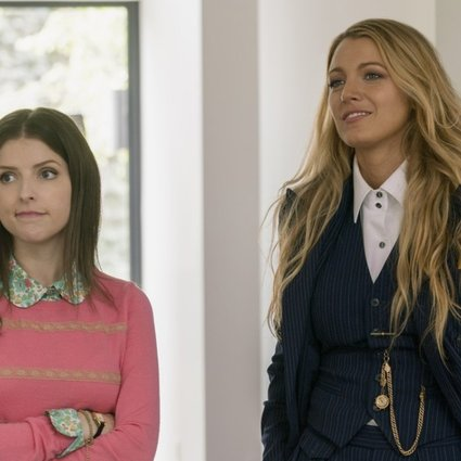A Simple Favor film review: Anna Kendrick, Blake Lively in oddly enjoyable  noir comedy | South China Morning Post