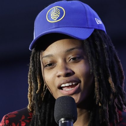 First Female Nba 2k Pro Drafted Chiquita Evans Joins Golden State Warriors E Sports Team And Hopes To Play Against Steph Curry South China Morning Post