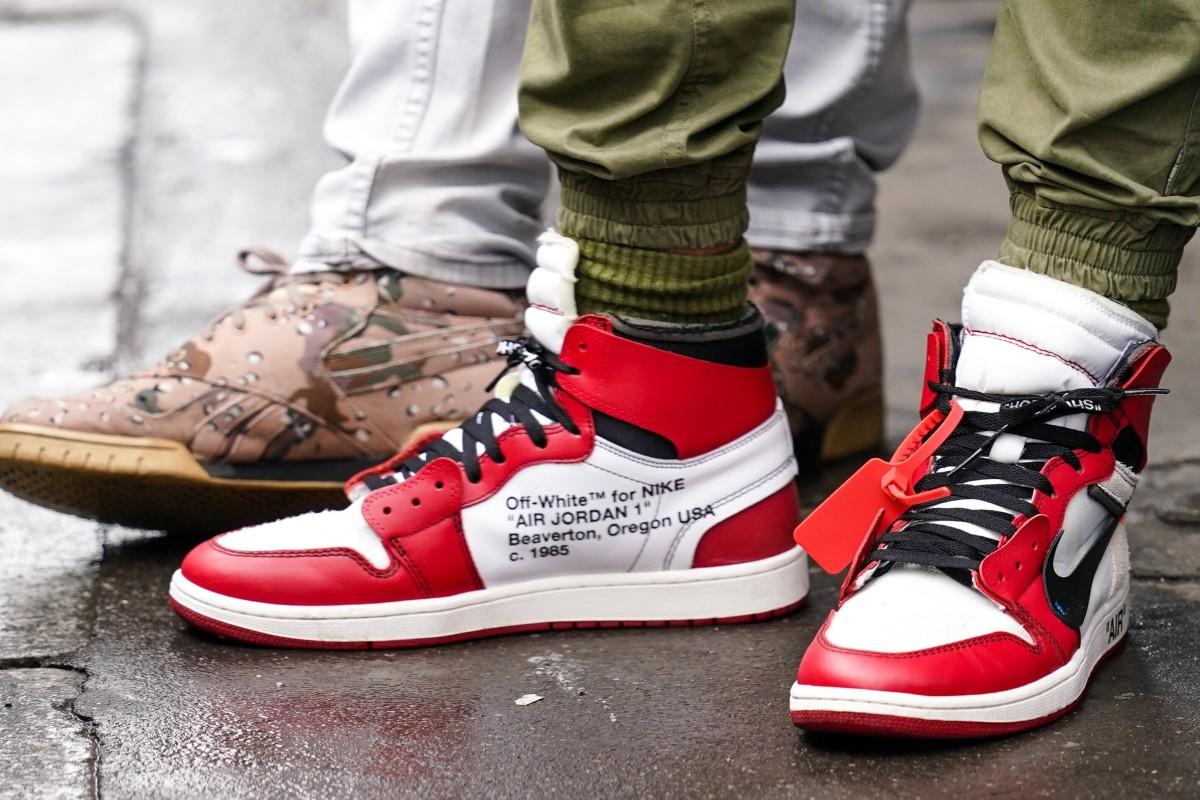 Air Jordan sneakers are the shoes
