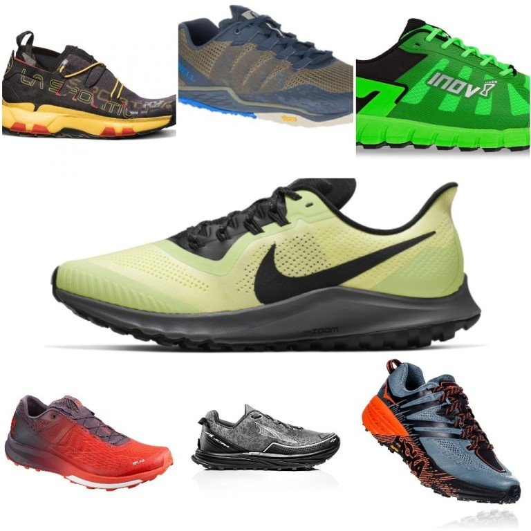 Which trail running shoes should I buy